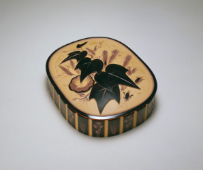 OTOMARU Kodo, Box with Design of Morning Glory, 1940