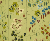 "Felice ""Lizzi"" Ueno-Rix, Wallpaper <Vicia>, before 1928"