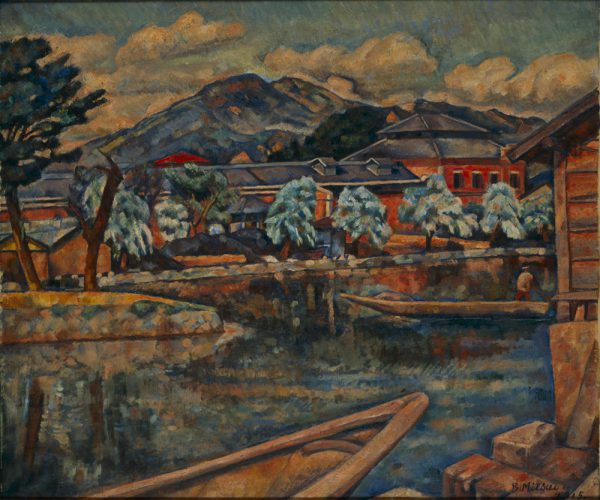 MITSUI Bunji, Kyoto Irrigation Canal 1914