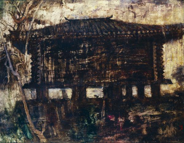 SUDA Kunitaro, Azekura (Ancient Repository) B, 1943