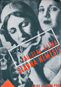 L. Klíma, Glorious Nemesis, 1932 Graphic design: J. ŠtyrskýNakanoshima Museum of Art, Osaka