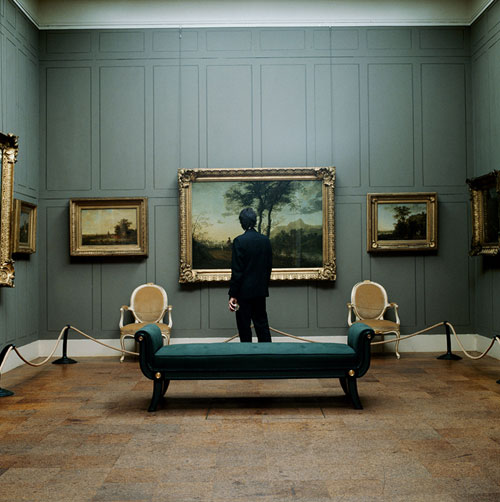 Karen KNORR, Connoisseurs: Pleasures of the Imagination, 1986-88, ©Karen Knorr