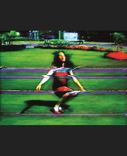 (Entlastungen) Pipilottis Fehler [(Absolutions) Pipilotti's Mistakes] (videostill) 1988
