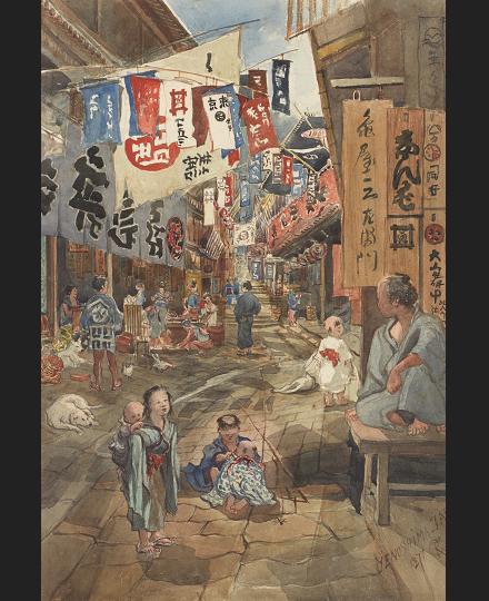Robert Charles GOFF, Enoshima