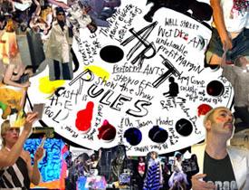 ART RULES KYOTO 2008 ライヴ・パフォーマンス