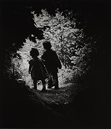 W. Eugene SMITH, The Walk to Paradise Garden, 1946