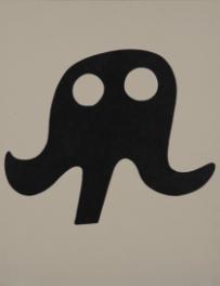 ハンス・アルプ《7アルパーデン:アルプ・アルバム(『メルツ』第5号)》 1923年