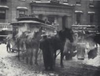 アルフレッド・スティーグリッツ《ターミナル》 1892年
