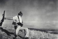ロバート・キャパ《スペイン(共和国兵士の死)》 1936年