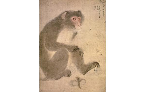 「円山応挙から近代京都画壇へ」ファミリープログラム『びじゅつかんで いきものさがし』