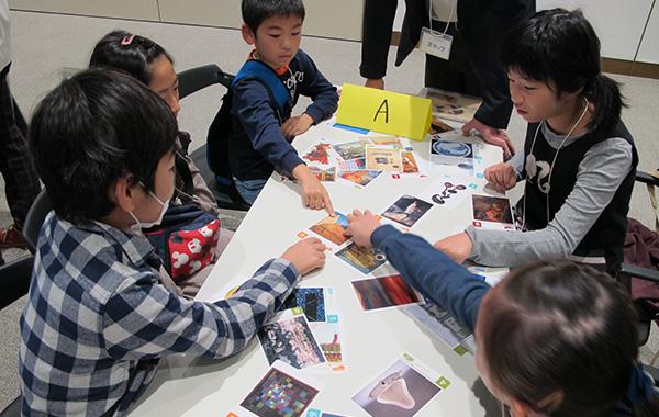 第21回 京都市子ども美術館鑑賞教室