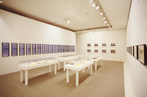 野村仁《「HEARING」についての特別資料室》1970-76年