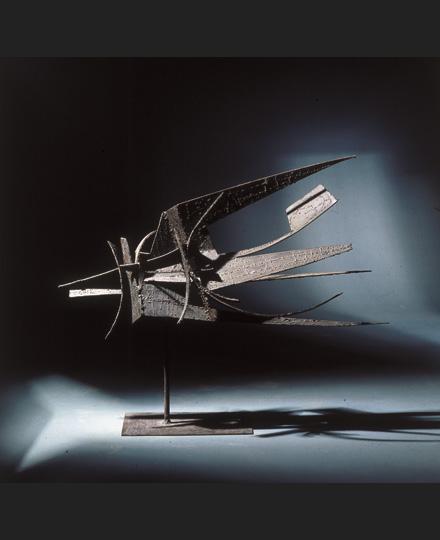 ニーノカルーソ《鷺》1958年