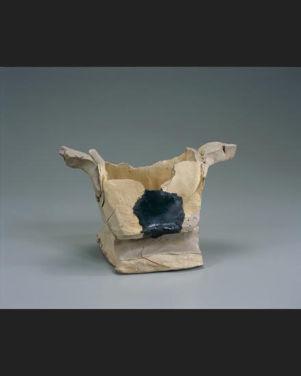 ピーター・H. ・ヴォーコス 《陶彫》 1963年